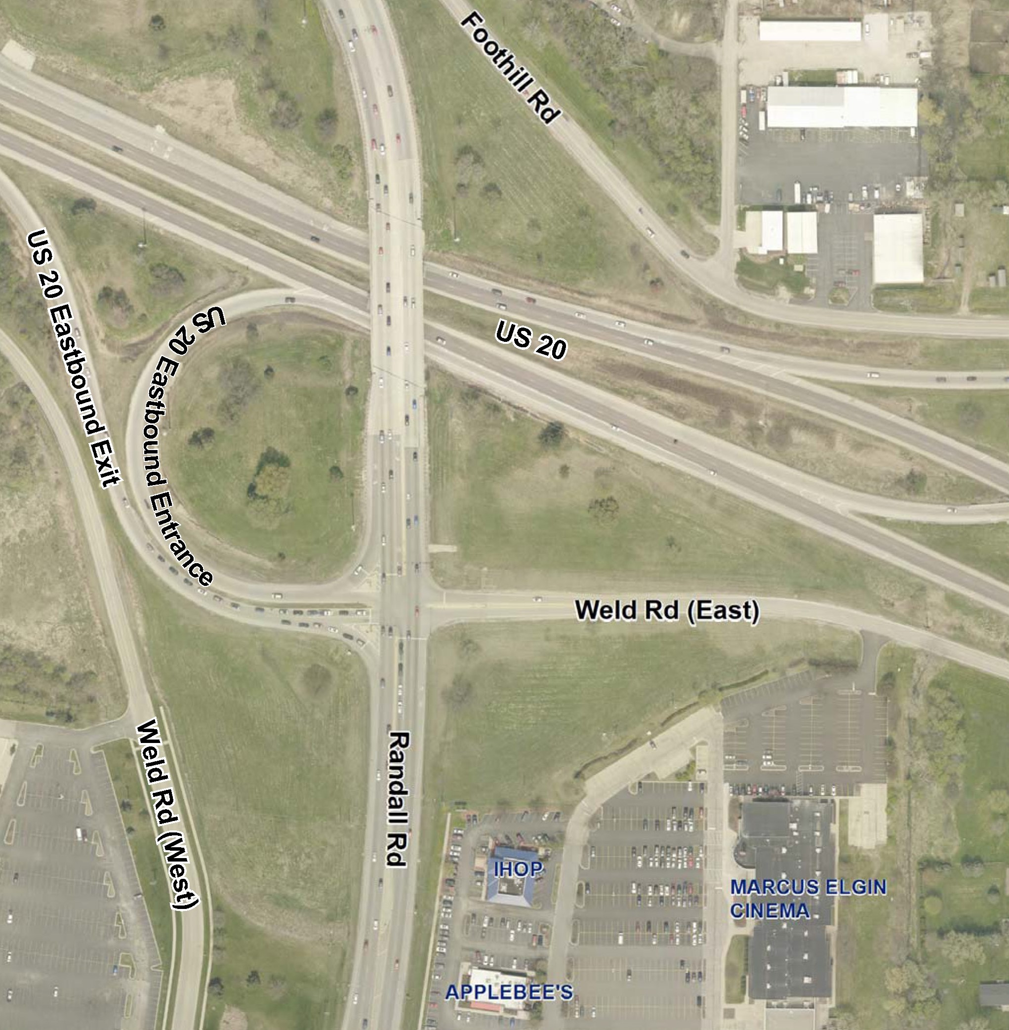 KDOT: Construction Project - Randall Weld on mndot road construction map, indot road construction map, kansas city road construction map, wisdot road construction map, modot road map, penndot road construction map, odot road construction map,